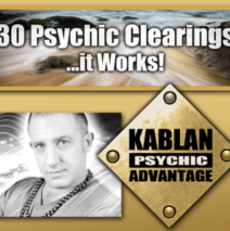 30 Psychic Energy Clearings