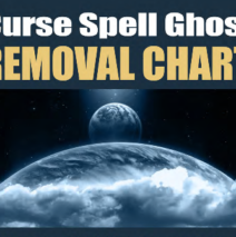 Removal of Entities, Curses, Ghosts, and Spells