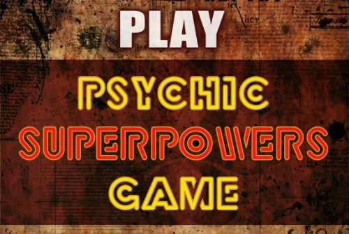 Psychic Superpowers App