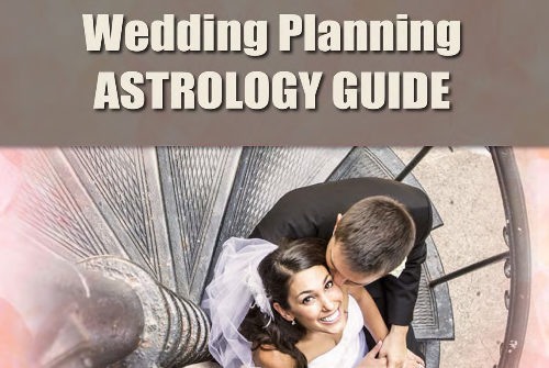 Wedding Planning Astrology